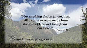 Romans 8 39