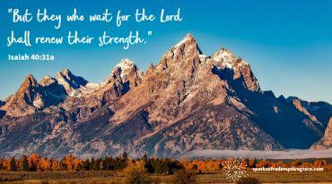 Isaiah 40-31a 2