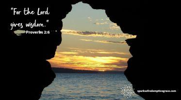 Proverbs 2-6 2
