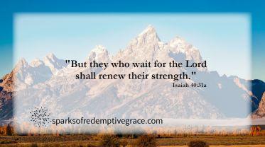 Isaiah 40-31a - 2