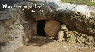 John 11-34 - 2