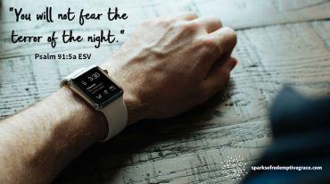 psalm 91-5a